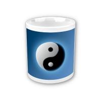 Šalica - znakovi -Jing Jang