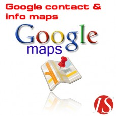 Google contact map for OpenCart 1.5.x.x