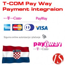 T-COM Pay Way Payment Integration for OpenCart 1.4.x.x & 1.5.x.x