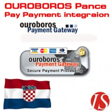 OUROBOROS Pance Pay Payment Integration for OpenCart 1.4.x.x & 1.5.x.x