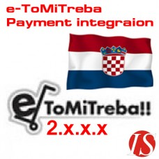 e-ToMiTreba Payment Integration for OpenCart 2.x.x.x